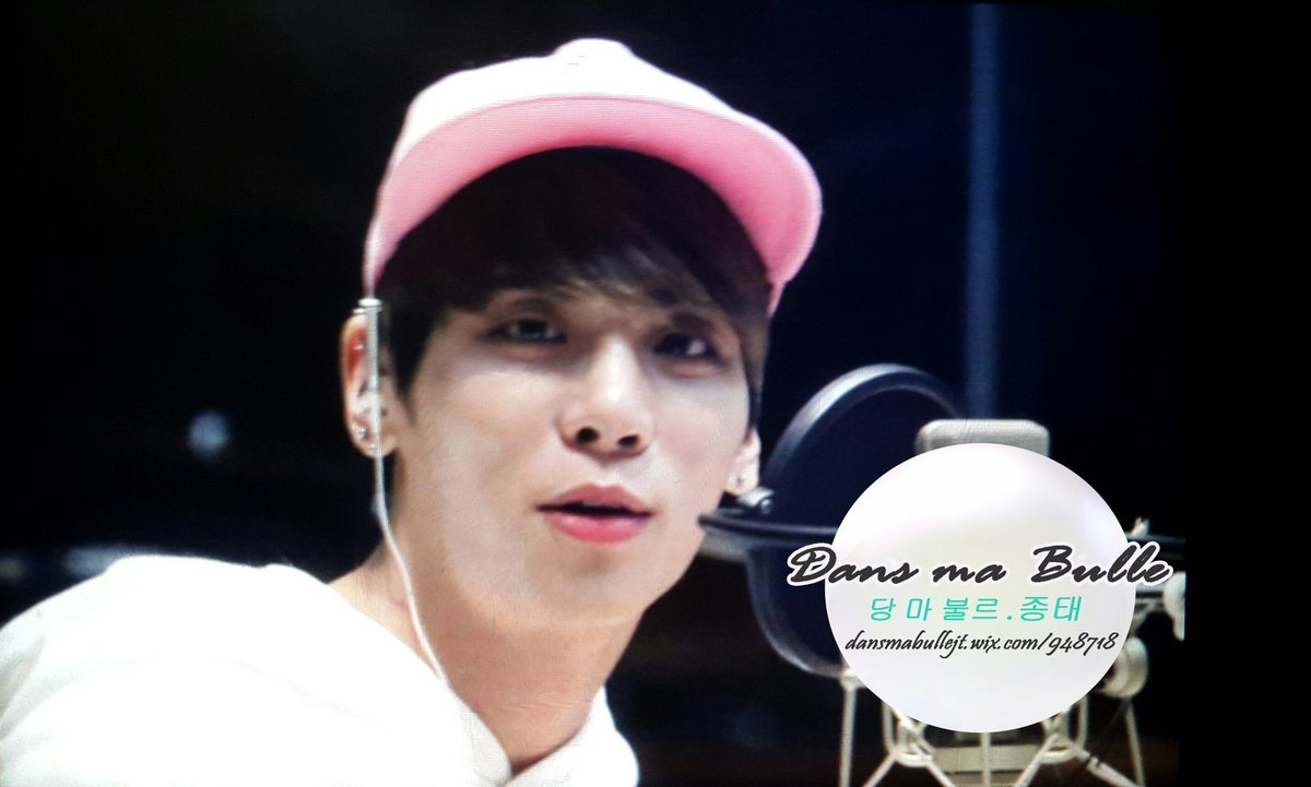 160415 Jonghyun @ MBC Blue Night CgF-rowVIAAj-FV