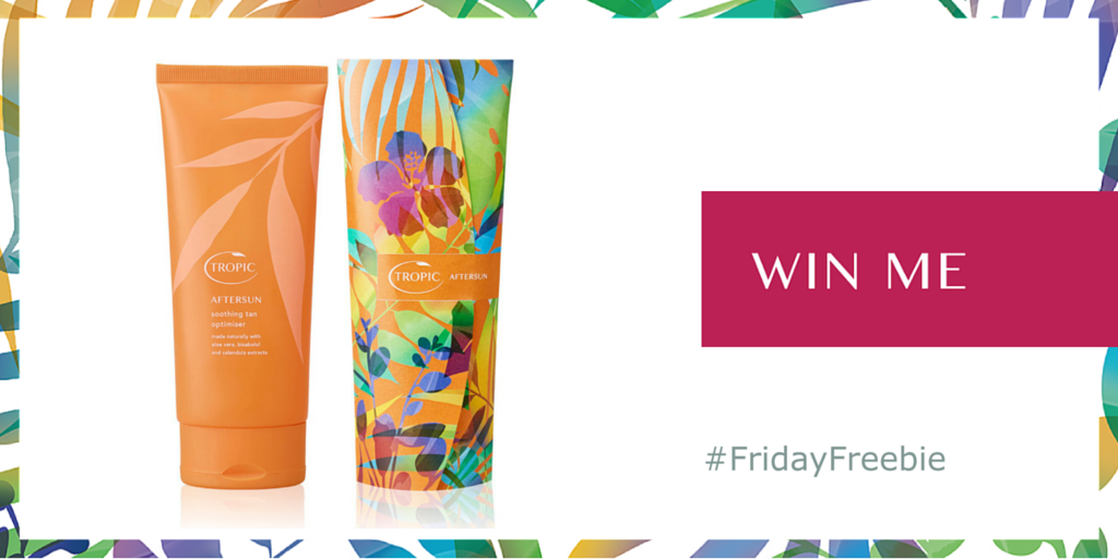 Tropic Skincare On Twitter Fridayfreebie You Ll Find Aloe Vera Juice In Our Aftersun True Or False Tweet To Enter Https T Co Dgyesqdbij Https T Co Oqrmnq3zty