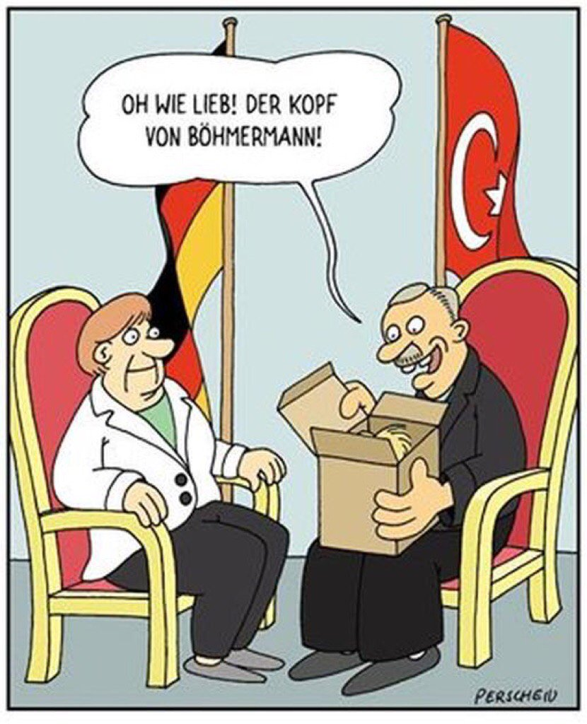 Mag dit nu nog? #merkel #erdogan #böhmermann https://t.co/Bm3ZDFhM3p