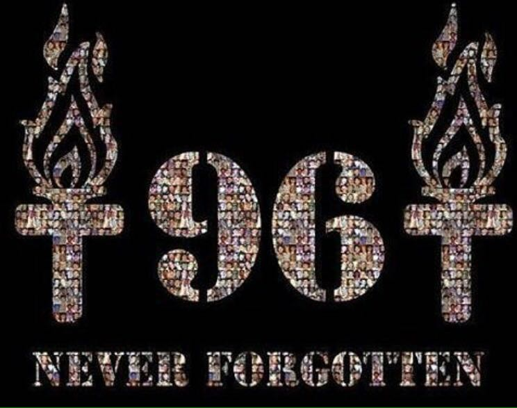 My thoughts are with Hillsborough victims. We'll never forget you https://t.co/olXcg7JQCa