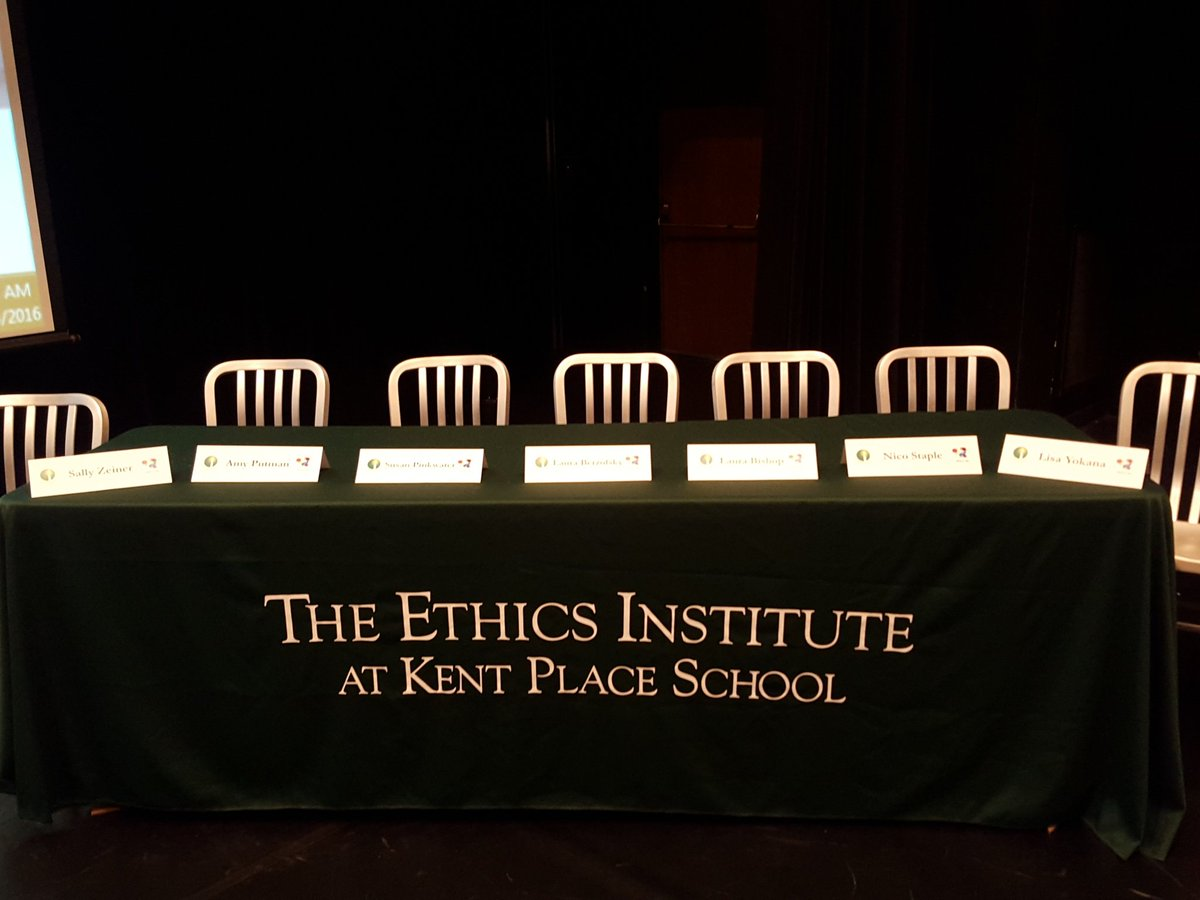 Preparing for the Ethics in Action Summit @kentplaceschool @EthicsInstitute @EthicsLab @TrinityHallNJ https://t.co/hHtaaMzsaW
