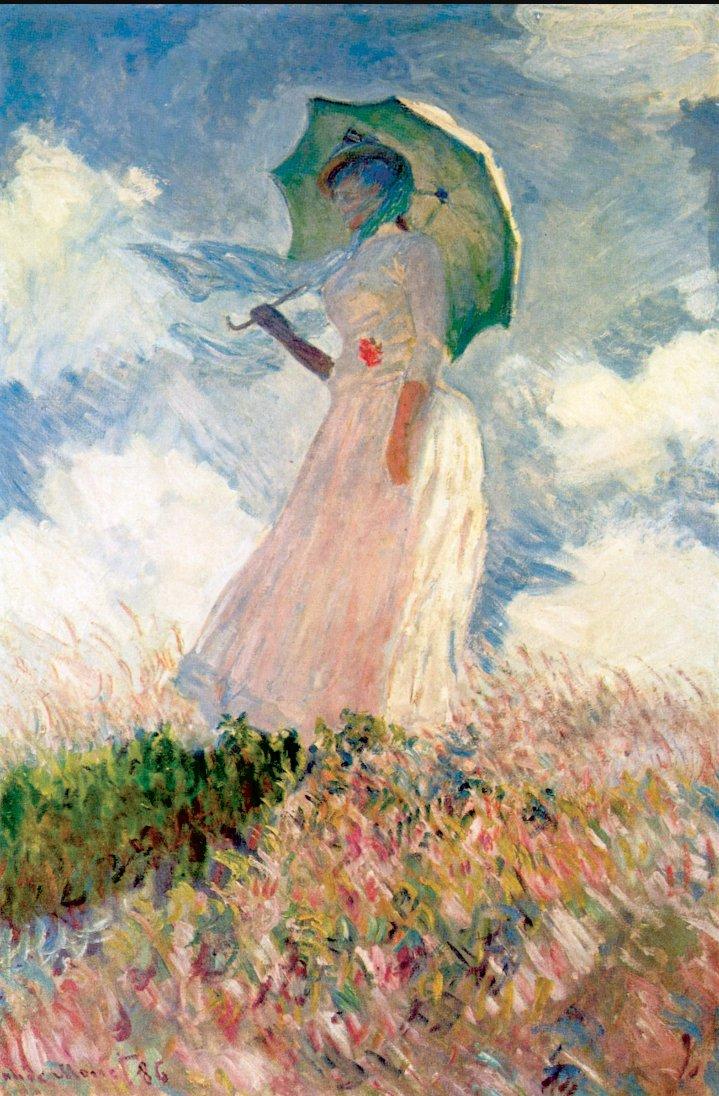 Monet. #DiaMundialDelArte <br>http://pic.twitter.com/jf55gCdyAg