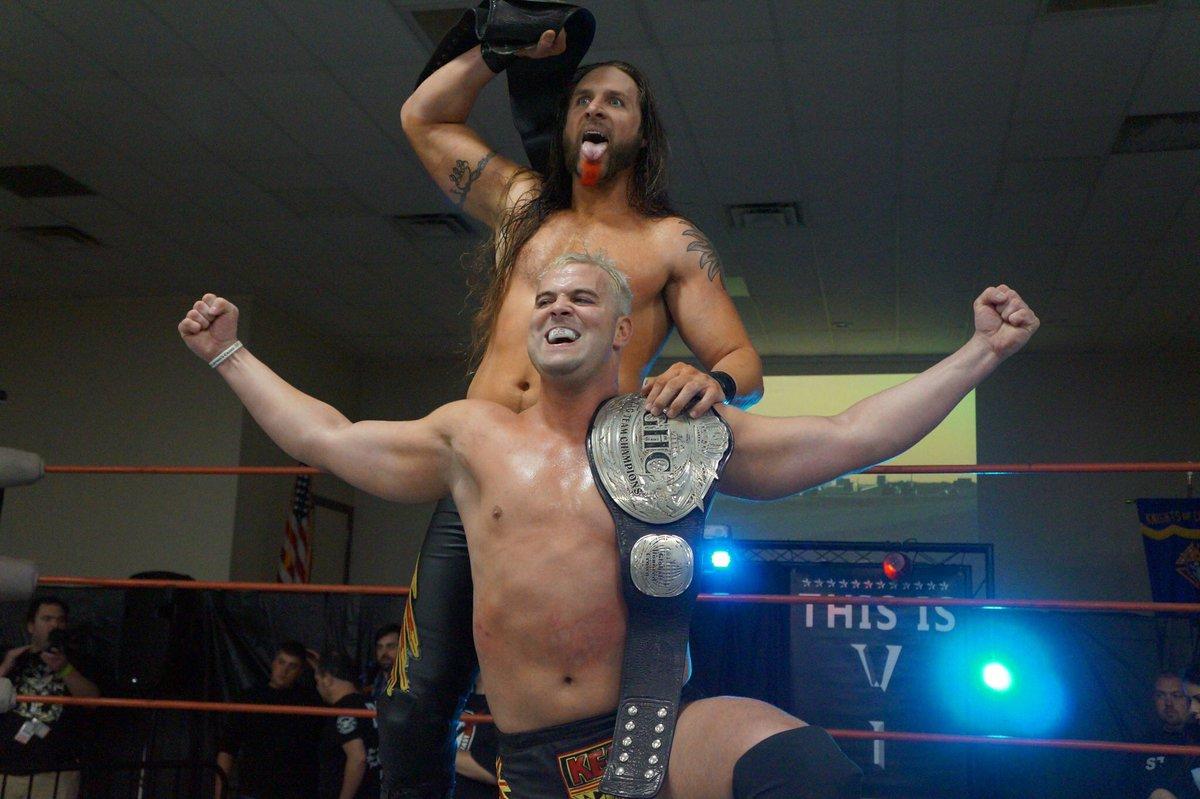 Pro Wrestling NOAH: Con dos defensas más del título de parejas, KES impone un nuevo récord 1