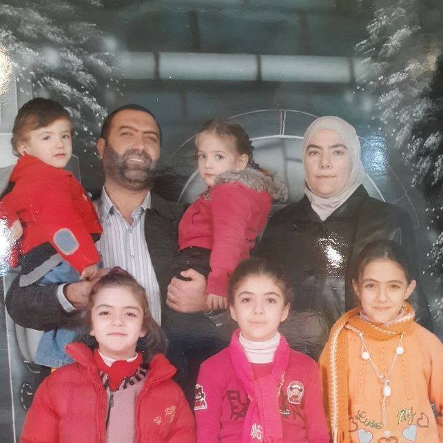 the whole Family Still in #Assad's prisons since March 2013 #Syria #Detainees_first