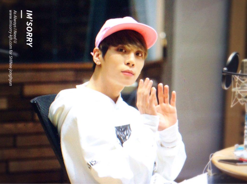 160415 Jonghyun @ MBC Blue Night CgGF5n7UIAABh61