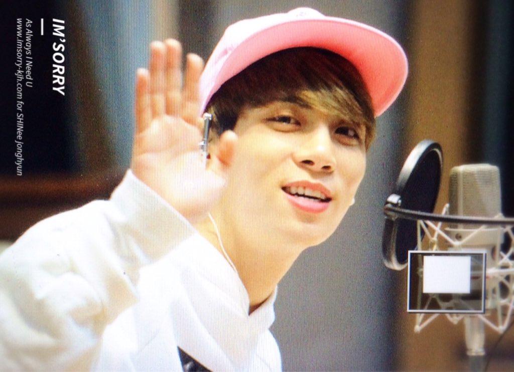 160415 Jonghyun @ MBC Blue Night CgGF5n7VAAAnp2u