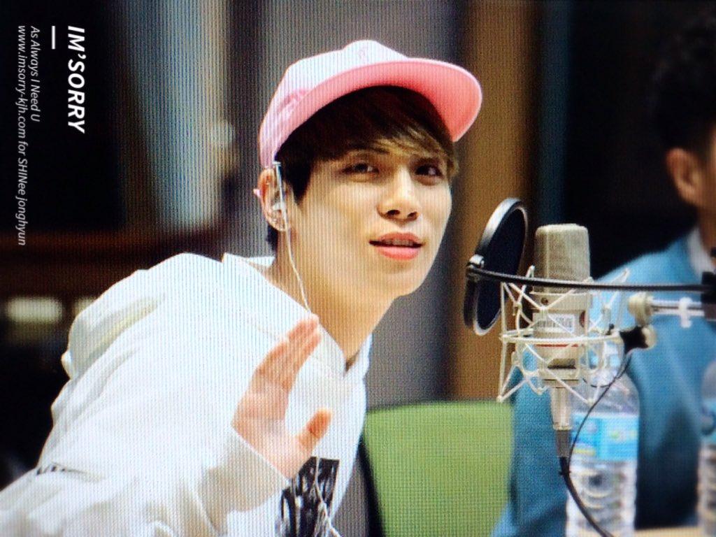 160415 Jonghyun @ MBC Blue Night CgGF5n9UYAA4gZA