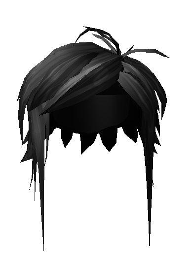 Roblox Leaks On Twitter Black Anime Boy Hair Mesh Https T Co