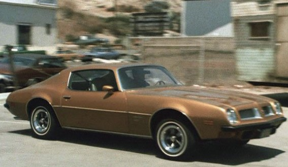 Famous Car Friday again! This Firebird Esprit was shown on what 70's TV series? What would the CARFAX report say? https://t.co/EqYnmCQhaE