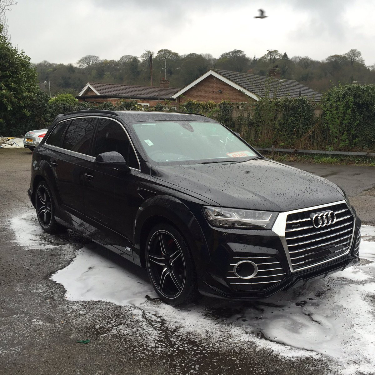 """AC13 Premier on Twitter: """"All new Audi Q7 with full ABT conversion ..."""