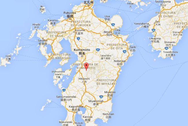 Aggiornamenti Terremoto Giappone: nuova scossa M7 delle 18:25 italiane di Oggi