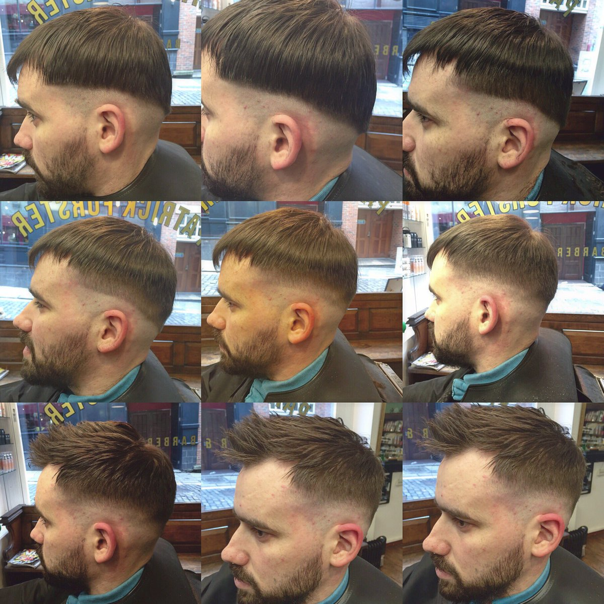 Patrick Forster On Twitter 50 Shades Of The Fade This Shows The