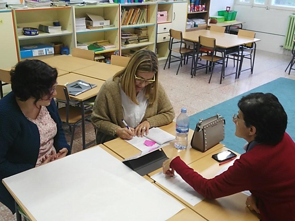 #SGLab Aprendizaje Cooperativo Olga, M.Carmen, Esther, Pablo https://t.co/PVIDsNLimB