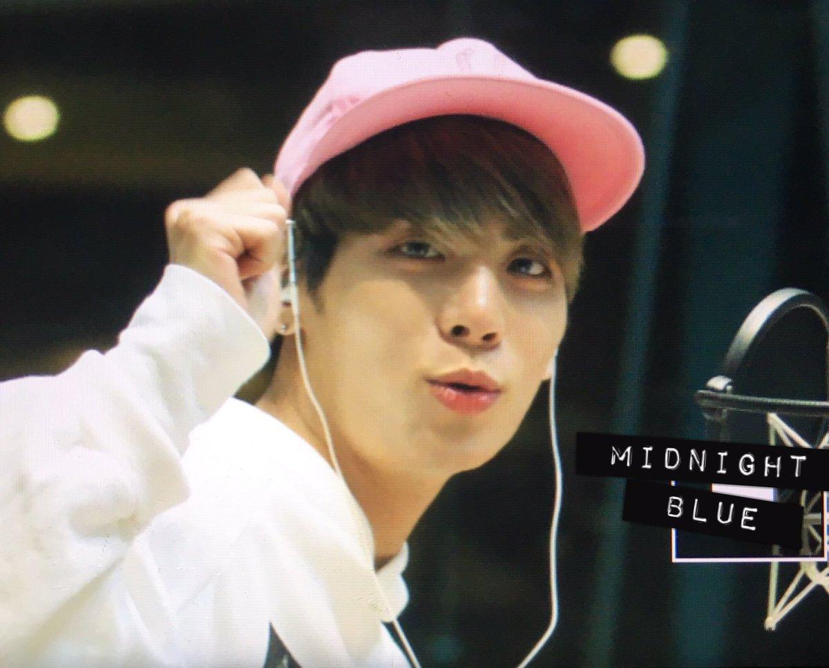 160415 Jonghyun @ MBC Blue Night CgGQq0TUEAAkz60