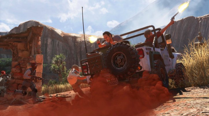 Troy Baker: A Massive Set Piece In Uncharted 4 Had To Get Cut 1