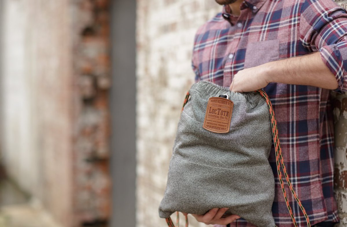 LOCTOTE® INDUSTRIAL BAG CO. on Twitter