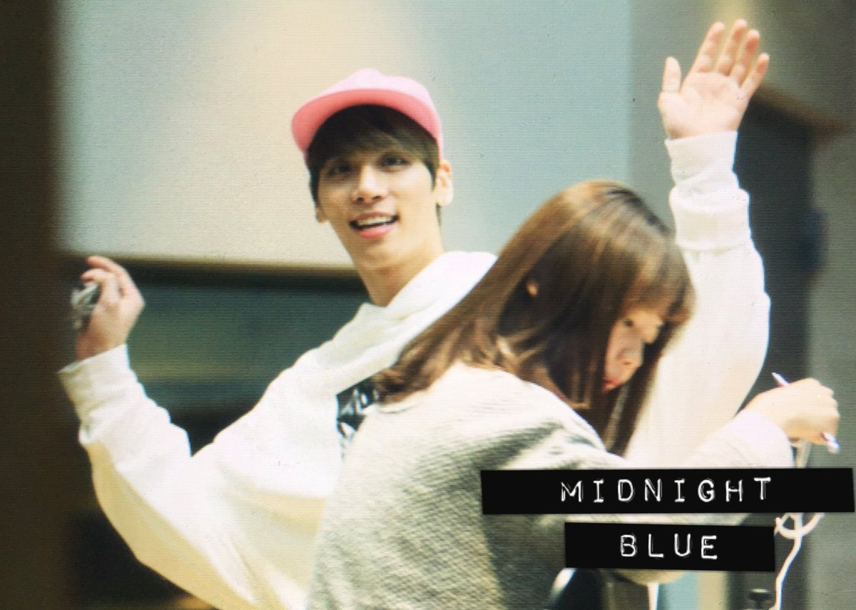 160415 Jonghyun @ MBC Blue Night CgGVKJQUkAA657K