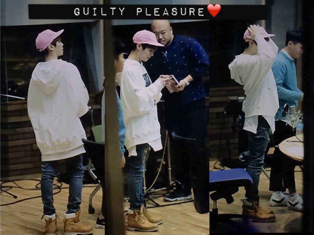 160415 Jonghyun @ MBC Blue Night CgGXAdeUUAEaJLV