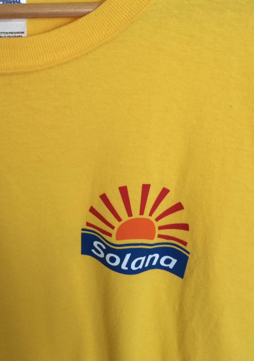 Just RT this email for a chance to win your very own #Solana T-shirt ! #Benidorm #BeniComp2 https://t.co/Rt2nCY22ci