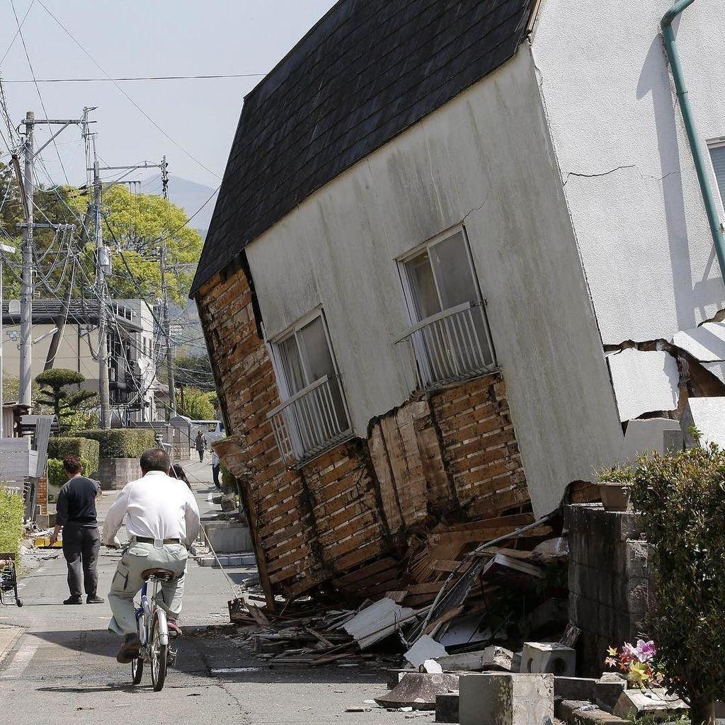 этот землетрясение фото график дал название небольшому