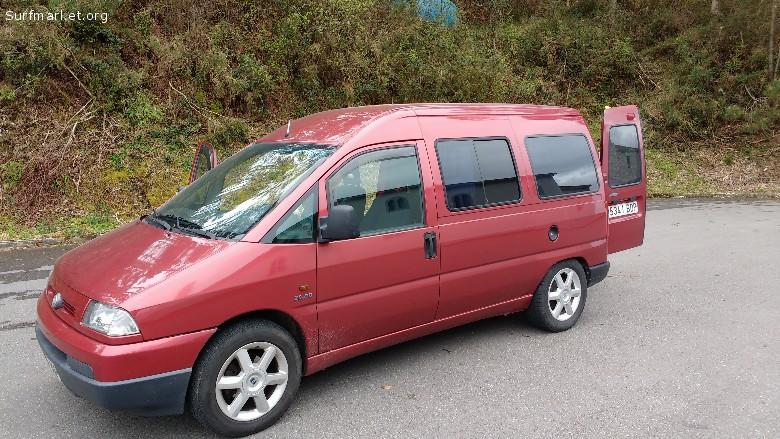 On twitter asturias vendo for Vendo furgoneta camper