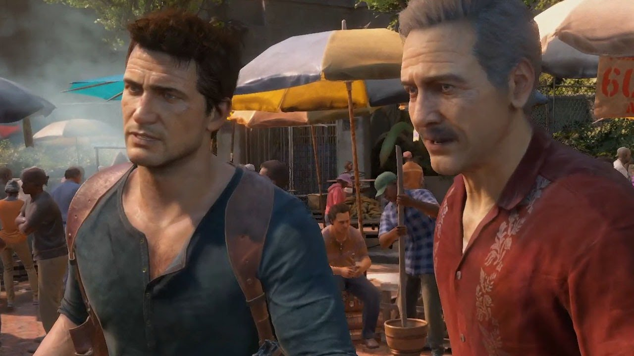 Troy Baker: A Massive Set Piece In Uncharted 4 Had To Get Cut 2