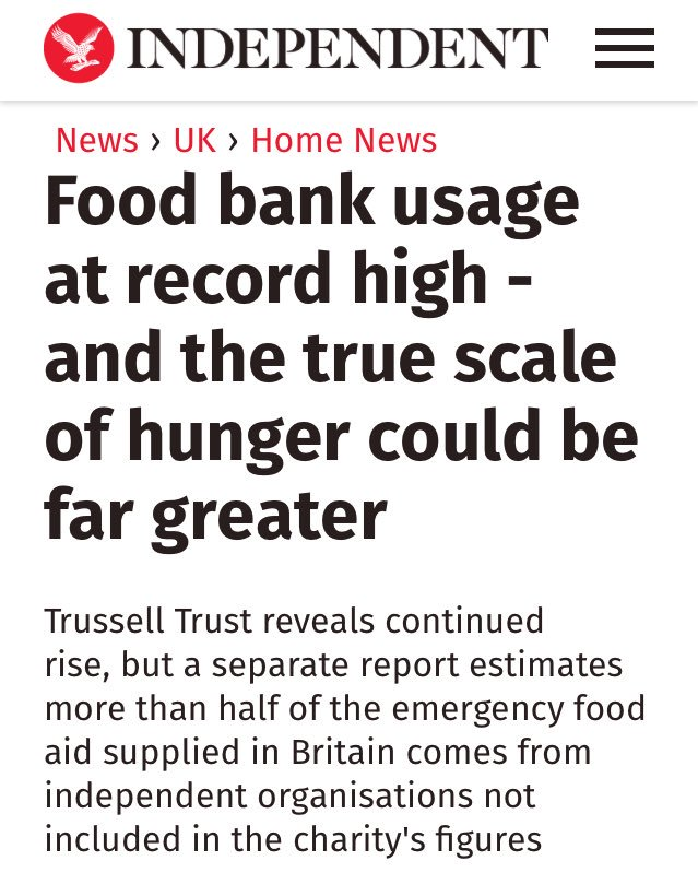 In this week's All In It Together, Dave's pals defend profits from offshore trusts as foodbank use hits record high. https://t.co/l4JgmOkcvF