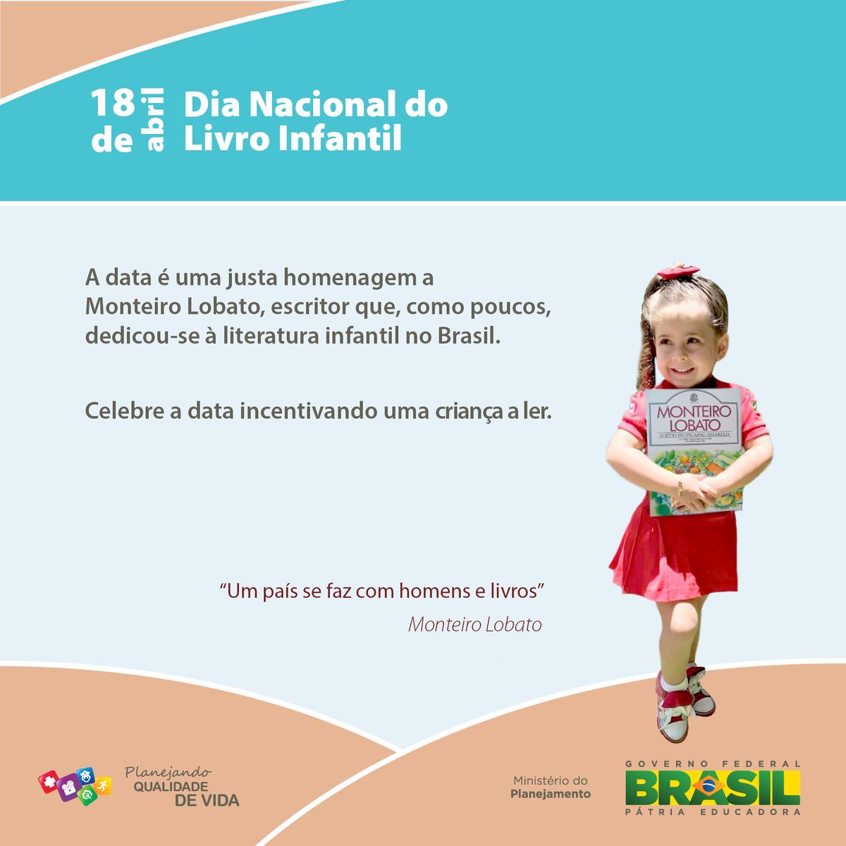 Resultado de imagem para Quem mal lê, mal ouve, mal ouve, mal fala, mal vê. Escritor Monteiro Lobato.