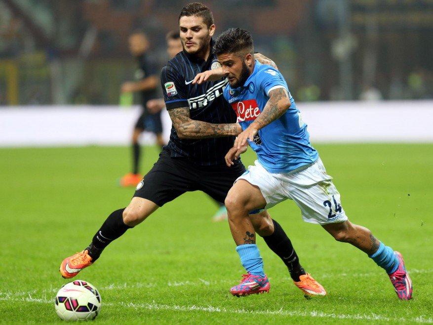 Streaming INTER NAPOLI Gratis : vedere Diretta Calcio LIVE Oggi in TV