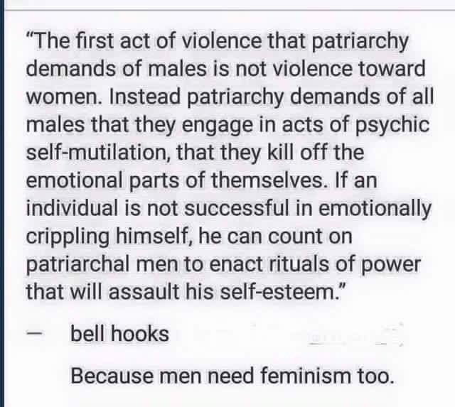 #FeministFriday https://t.co/OOq9QVqQat