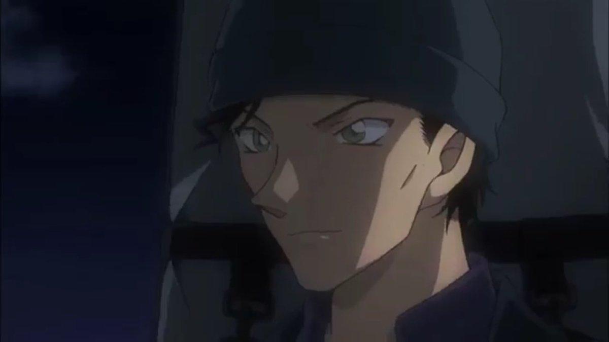 アニメ 赤井 コナン