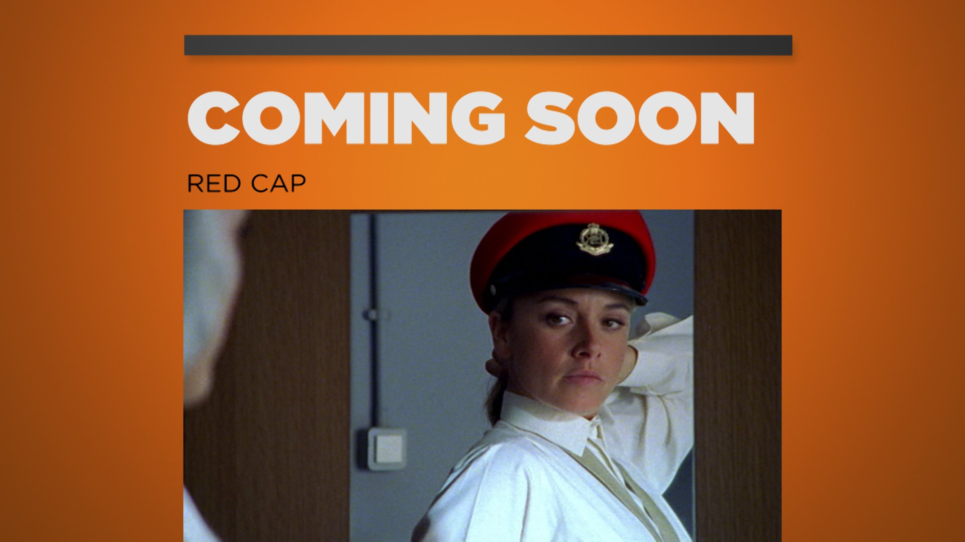 RT @ForcesNews: *NEW to Forces TV* Don't miss 'Redcap' starting this Monday at 9pm! Starring Tamzin Outhwaite.. https://t.co/OicRrFl3fQ