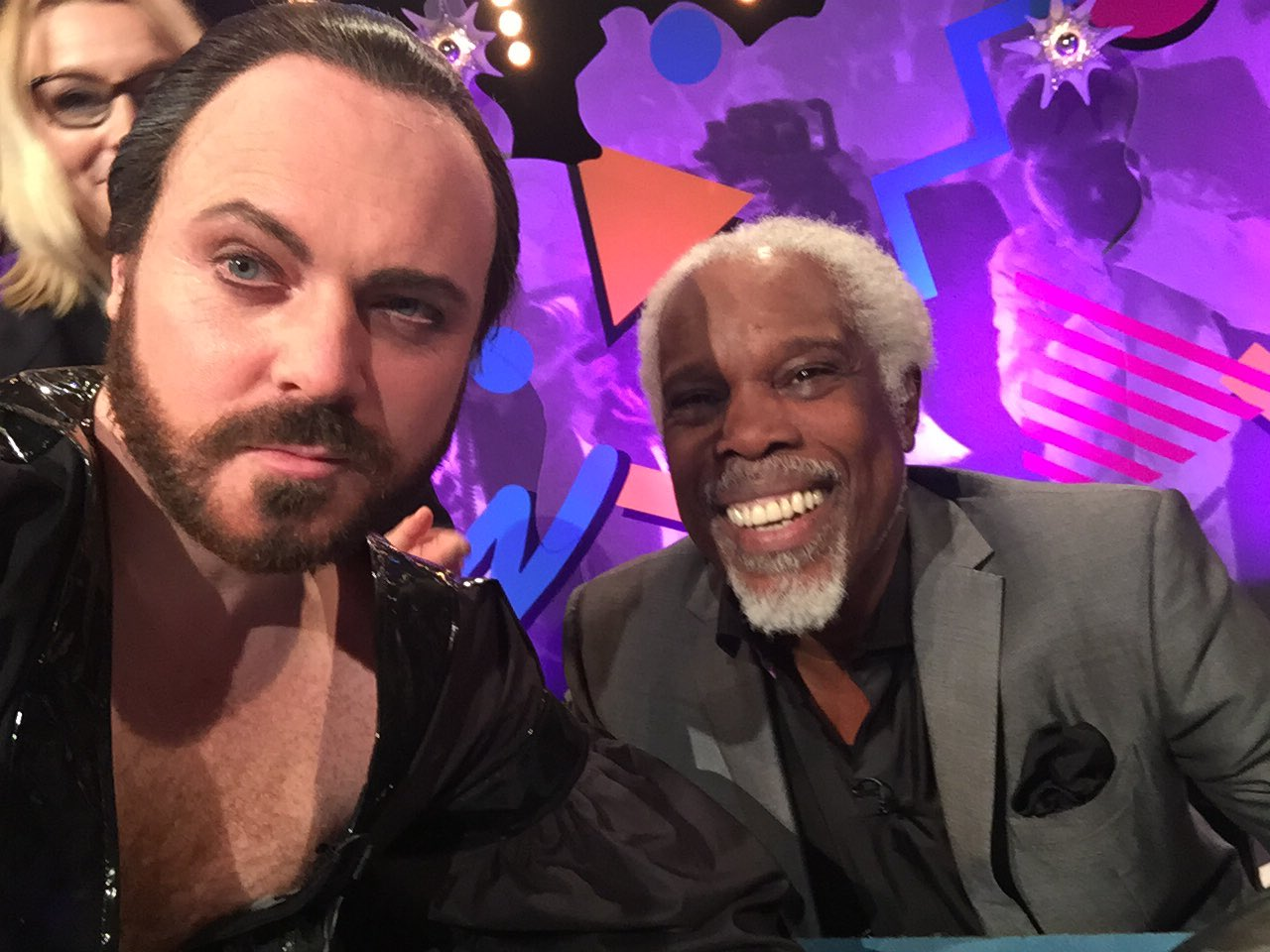 General zod and me dad https://t.co/tvV7qmYpLV