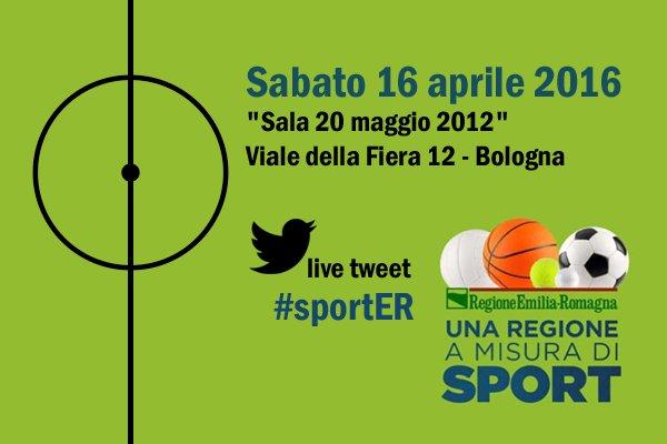 .@andrearossi76 introduce i lavori del convegno sullo sport di @RegioneER @sbonaccini: #sportER https://t.co/EUnWBJJ27U