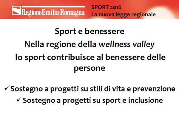 .@andrearossi76: quarta parola chiave di #sporter è benessere, non dimentichiamo che @RegioneER è #wellnessvalley https://t.co/TOpTTWa1Uj