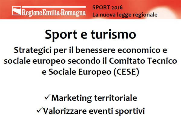 .@andrearossi76: ultima parola chiave di #sporter è turismo coi grandi eventi X costruire marketing territoriale https://t.co/yC2sPgMVZF
