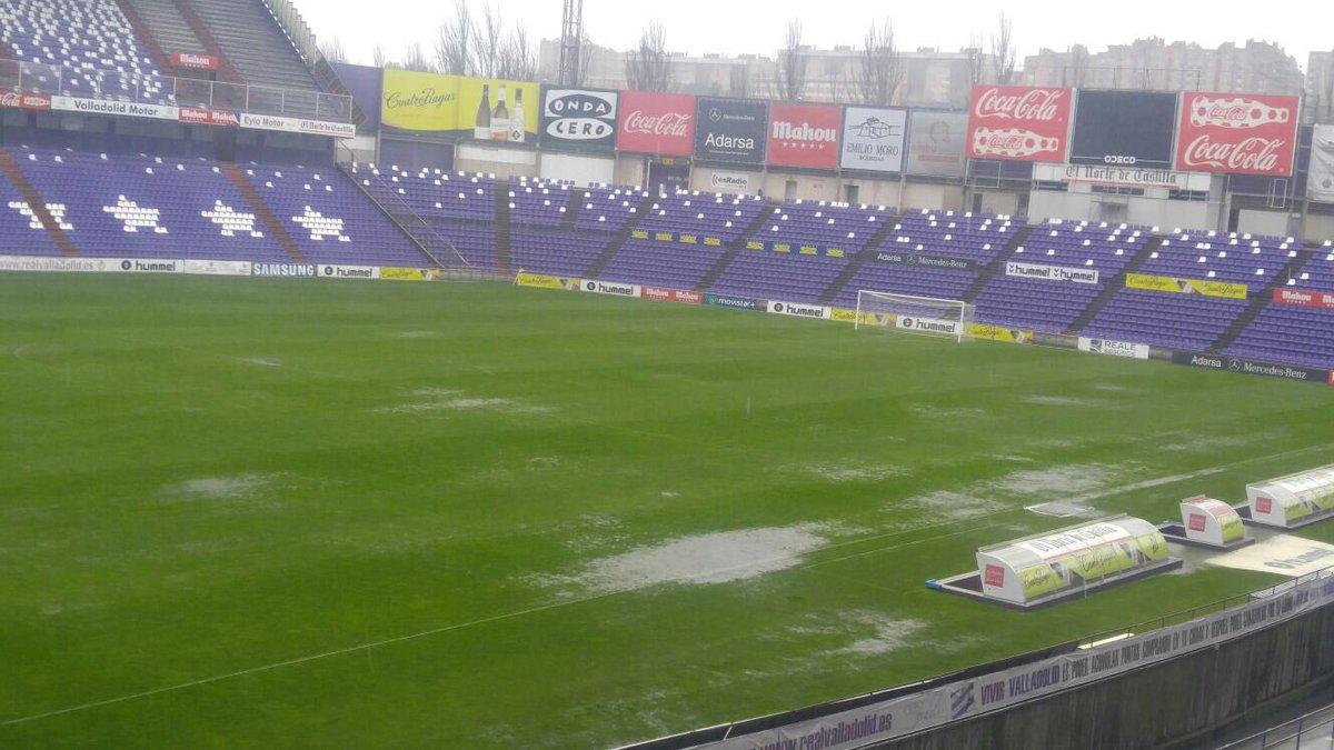 Real Valladolid - Real Zaragoza. Sábado 16 de abril. 20:15  CgK8ngcW8AADN4D