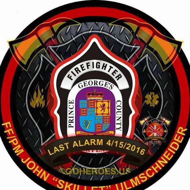 Thoughts & prayers w/Family, Friends & Co-Workers of #PGFD FF/Medic John Ulmschneider @PGFD_Chief  @PGFDNews https://t.co/k8C3ViKvyJ