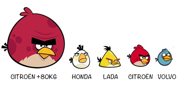 Qualifying : Red weekend Terence WTCC Qualifying start AngryBirds