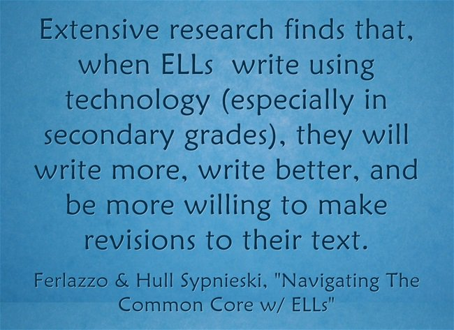 #NavCCELL Chat On Our New ELL Book https://t.co/fCOO76GTLv https://t.co/9RjwdYoiRY