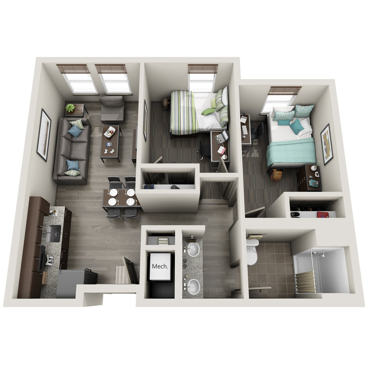 uk housing reslife on twitter the 2 bedroom deluxe suite is coming to limestone park 2 in the fall httpstcoy5v4b7sf3x - Limestone Apartment 2016