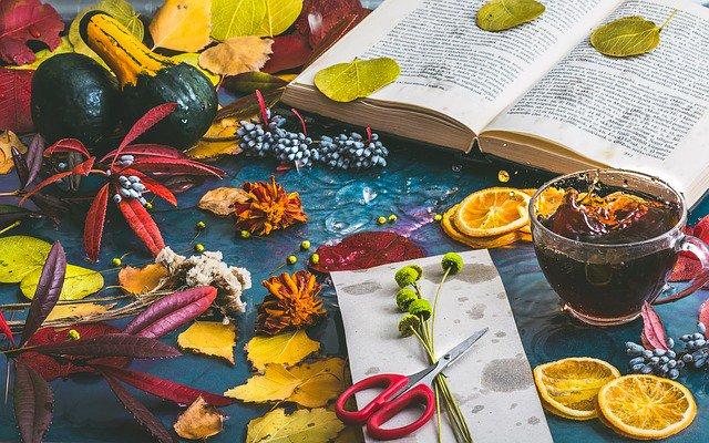Картинки по запросу книги осень