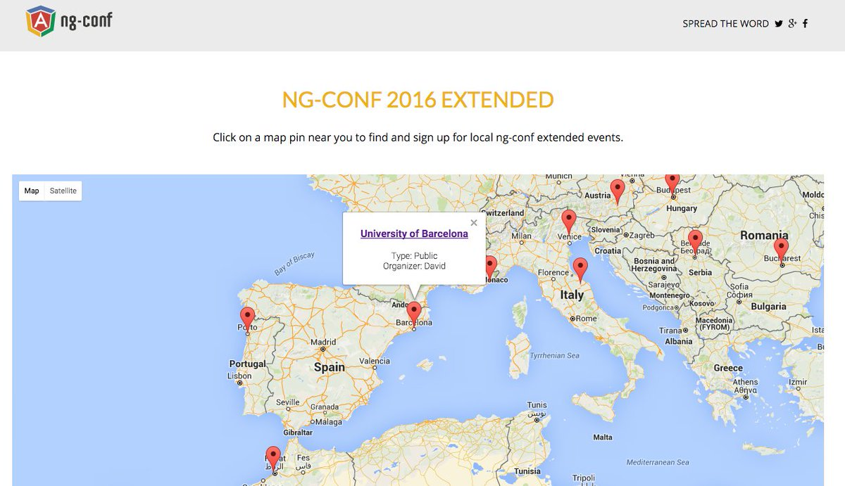 ng-conf May 4th – 6th 2016 – The World's Original Angular Conference