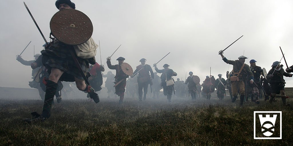 #OnThisDay 270 years ago, the Battle of #Culloden was fought https://t.co/zmxoBsYPFX @CullodenNTS https://t.co/AMk8IH4XNP