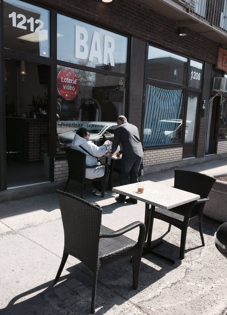 Cafe Bar Roseville On Twitter Small Terrasse Open Come