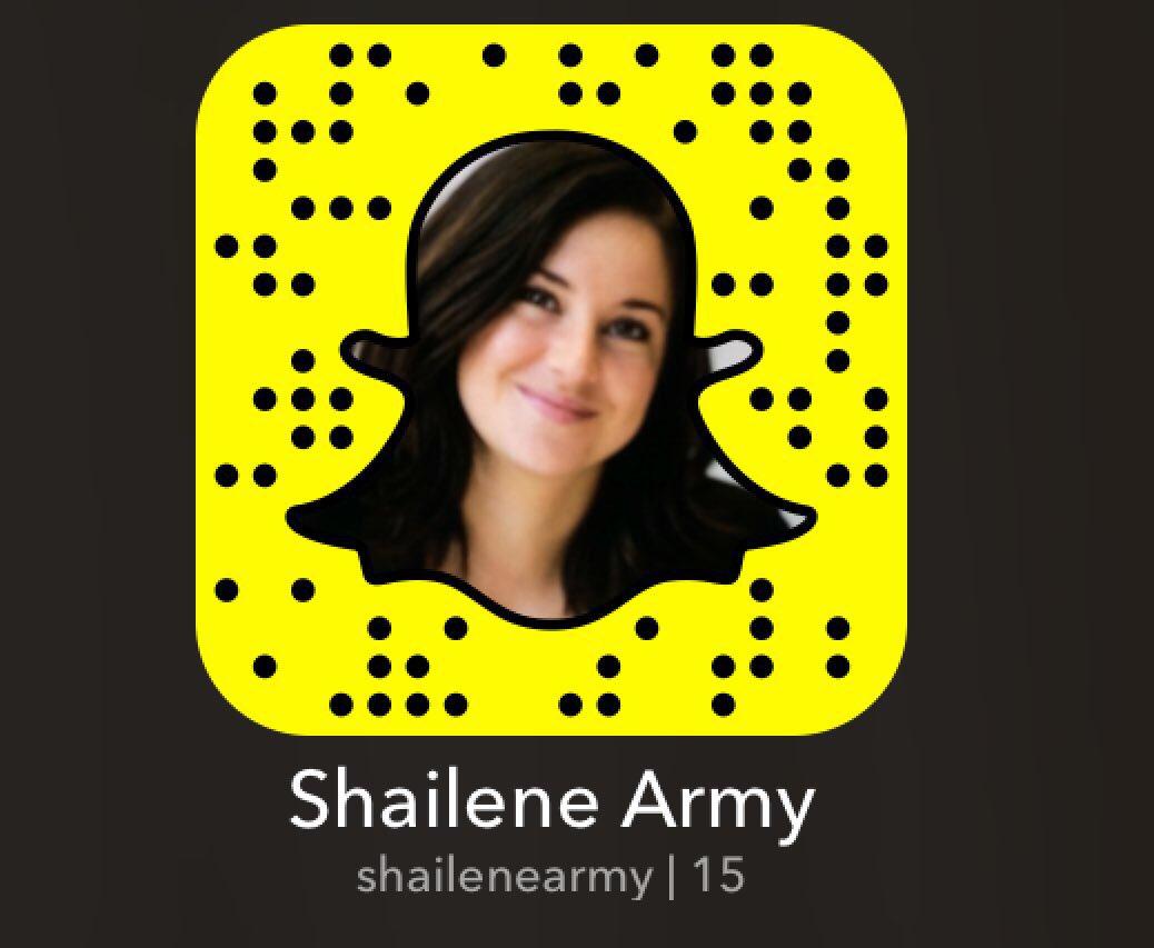 Snapchat Shailene Woodley nude photos 2019