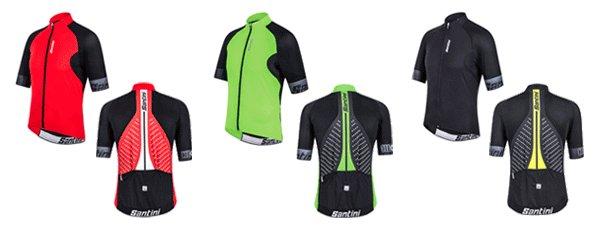 Santini lancia la nuova maglia eco-friendly per l'estate