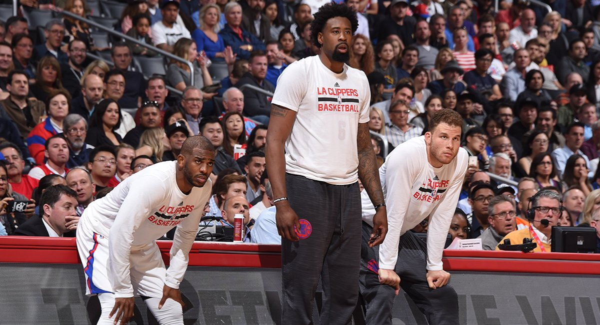 La Clippers On Twitter The Starters Are Well Rested And Ready For Action Https T Co Zqmkimvl3d