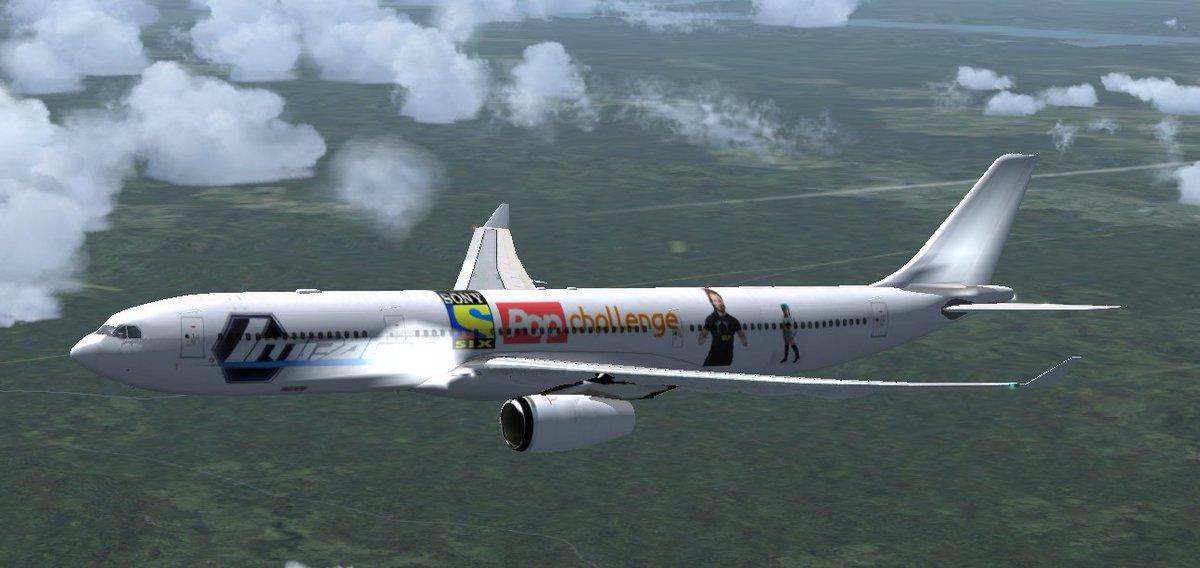 Airbus A330 Fsx