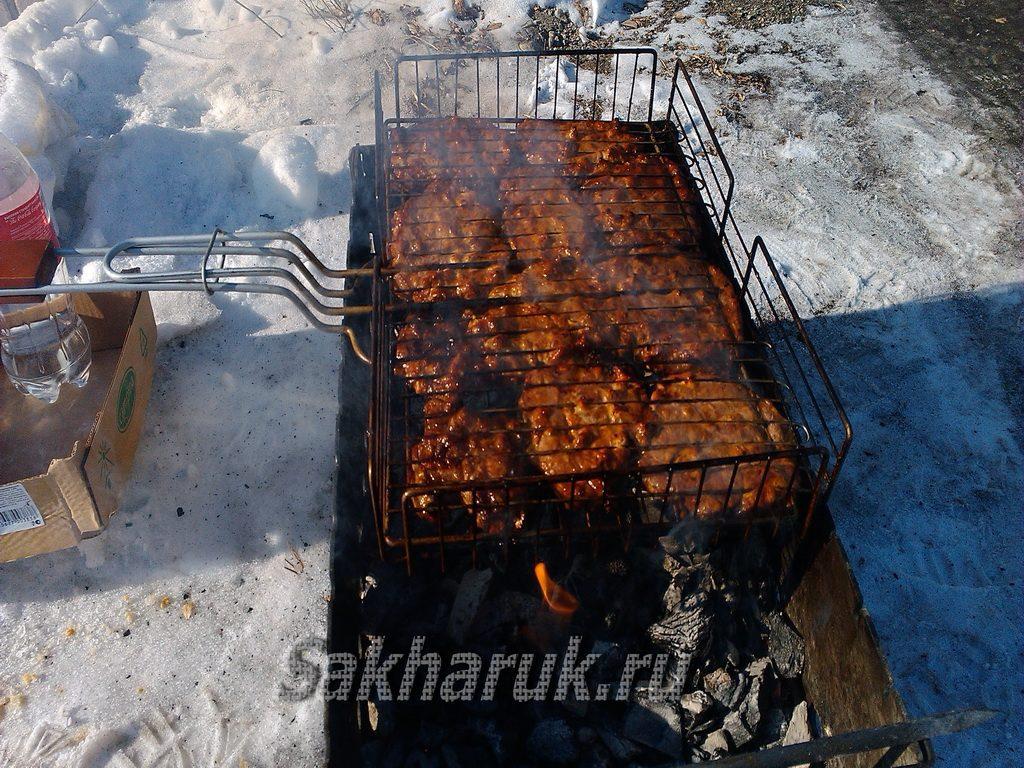 Рецепт мяса для сушки